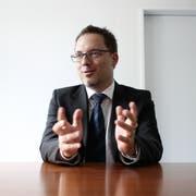 Reto Fanger ist noch bis Ende August Datenschutzbeauftragter des Kantons Luzern. (Bild: Manuela Jans-Koch)