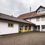 Die Schulanlage in Dettighofen ist seit den Sommerferien stillgelegt. (Bild: Reto Martin)