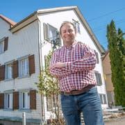 Vom Spitzenkoch zum Gastgeber: Florian Nolting wagt einen Neustart im «Schwarzen Bären». (Bild: Urs Bucher)