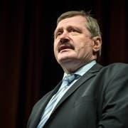 André Schlatter beendet seine politische Karriere am 31. Mai 2019. (Bild: Reto Martin)