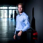 Für Oscar Lindberg ist beim EVZ eine Leaderrolle vorgesehen. (Bild: Boris Bürgisser (Zug, 3. September 2019)