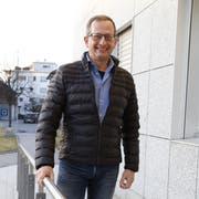 «Der unternehmerische Aspekt spricht mich an», sagt FDP-Kandidat Urs Müller. (Bild: Jolanda Riedener)