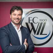 Der neue Cheftrainer des FC Wil ist Ciriaco Sforza. (Bild:Urs Bucher)