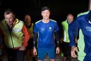 Stephan Amstutz ist Mitglied der Laufgruppe Marathon Kriens. (Bild: Jakob Ineichen, Luzern, 22. Oktober 2019)