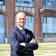 Andreas Balg ist noch bis Ende Mai Stadtpräsident. (Bild: Max Eichenberger)