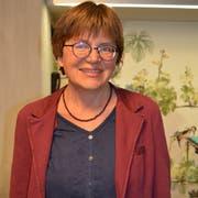Birgit Traichel, Leitende Ärztin Palliative Care. (Bild: Isabelle Schwander)