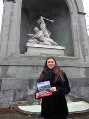 Sightseeing durch Stans ist eine Aktivität, die Diona Durrer in ihrem Tourismuskonzept vorschlägt. (Bild: Flavia Niederberger (Stans, 21. Dezember 2018))