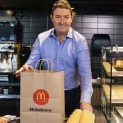 Muss gehen: McDonald's-CEO Steve Easterbrook. (Bild: Keystone)