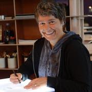 """Karin Bucher ist beim """"Geschichtenfänger-Netz"""" beteiligt. (Bild: PD)"""