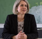 Finanzdirektorin Franziska Bitzi Staub. (Bild: Nadia Schärli (1. März 2017))