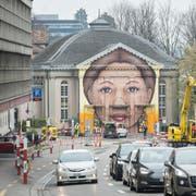 Marcel Baur lancierte eine Onlinepetition zur Rettung des Graffiti. (Bild: PD)