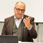 Andreas Wirth, Schulpräsident Frauenfeld.