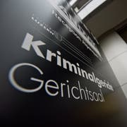 Themenbilder zum Kriminalgericht des Kanton Luzern am Alpenquai in Luzern.Das Bild entstand am Donnerstag, 6. November 2014.(Pius Amrein / Neue LZ)
