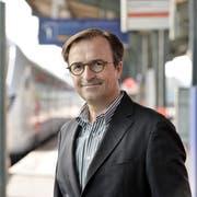 David H. Bon, Stadtpräsident von Romanshorn. (Bild: Donato Caspari)