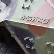 Die Mowag hofft auf bessere Marktchancen im internationalen Wettbewerb der Rüstungsfirmen. (Bild: Reto Martin)