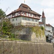 Das Historische Museum ist heute im Schloss Frauenfeld untergebracht. (Bild: Donato Caspari)
