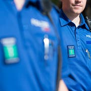 Bis Ende 2019 werden in der Ostschweiz über 20 Prozent aller Polizeiposten abgebaut. (Bild: Gian Ehrenzeller/Keystone)