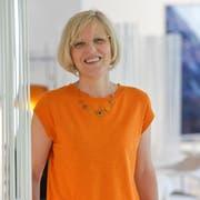 Karin Kaspers Elekes ist die Fachfrau für Spiritual Care am Kantonsspital. (Bild Donato Caspari)