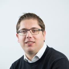 Ruben Schönenberger, Leiter Toggenburg Medien