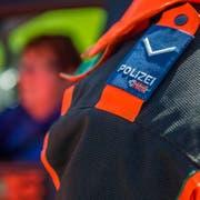 «Polizistinnen und Polizisten sind grundsätzlich draussen,» findet die Thurgauer Polizeidirektorin. (Bild: Reto Martin)