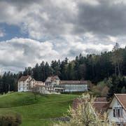 Das Haus «Sonnenblick» in Walzenhausen. (Bild: Michel Canonica)