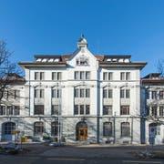Wunsch-Standort für viele Kulturschaffende: Das Zeughaus auf der Kreuzbleiche. (Bild: Hanspeter Schiess)