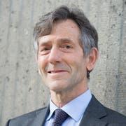 Bernhard Ehrenzeller, Professor für Öffentliches Recht an der HSG. (Eveline Beerkircher)