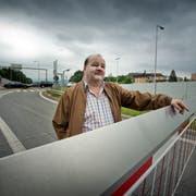 SVP-Nationalrat Felix Müri kämpft seit Jahren für eine Rückkehr des Autobahnvollanschlusses Emmen Nord. Hier ein Bild vom 14. Juni 2013.(Pius Amrein/LZ)