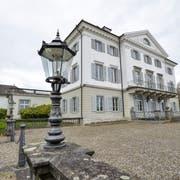 Das Schloss Eugensberg das zum Verkauf stand. (Bild: Donato Caspari)