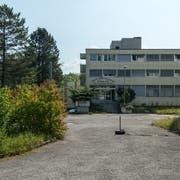 Die ehemalige Talmud-Schule an der Sackweidstrasse in Kriens. ((Bild: Dominik Wunderli (Kriens, 25. Juli 2018))