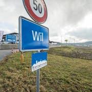 «Nutzungsbedürfnisgerechte Bebauung»: Gebiet Wil West. (Bild: Hanspeter Schiess)