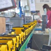 Am Standort der Denipro AG in Weinfelden verlieren mehrere Dutzend Menschen ihre Arbeit. (Bild: Mario Testa)