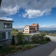Der «Sonneblick» in Walzenhausen kann in ein Durchgangszentrum umfunktioniert werden. Die Beschwerden wurden vom Obergericht abgewiesen. (Bild. Michel Canonica)