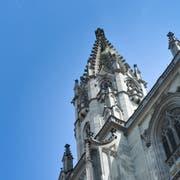 Das Konstanzer Münster war Bischofskirche und Sitzungssaal während des Konzils von Konstanz (1414-1418). (Bild: Donato Caspari)