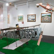 Die Sammlung Mina und Josef John konnte vor ein paar Jahren dank Beiträgen des Lotteriefonds und der Stadt St.Gallen fürs Museum im Lagerhaus angekauft werden. (Bild: Ralph Ribi)