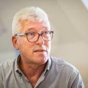 Seit fast 22 Jahren ist Hans Pfäffli Rheinecker Stadtpräsident. (Bild: Hanspeter Schiess)