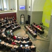 Luzerner Parlament BudgettdebatteLuzerner Zeitung / Dominik WunderliFotografiert am 11.09.2017PolitikSteuernTiefsteuerstrategieKultur
