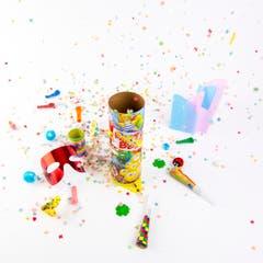 Eine Tischbombe. (Bild: Urs Bucher)