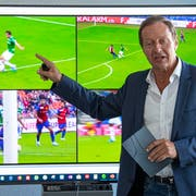 Hellmut Krug, Projektleiter Schiedsrichterausbildung VAR (Urs Lindt/Freshfocus, Bern, 17. Oktober 2019)