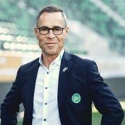 FCSG-Präsident Matthias Hüppi. (Bild: Ladina Bischof)