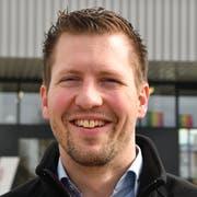 Tobias Schoop von der Garage Autoviva ist OK-Präsident von «Autolive Amriswil». (Bild: Manuel Nagel)