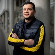 Sokol Maliqi hätte sich den Wechsel von Gossau ZH nach Uzwil nicht vorstellen können, wenn er bei den Zürchern keine stabile Mannschaft hinterlassen hätte: «Verbrannte Erde zu hinterlassen, ist nie gut». (Bild: Benjamin Manser)