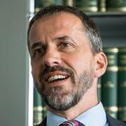 Rechtsanwalt Marcel Epper. (Bild: Reto Martin)