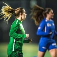 Nicht nur die kleine Schwester von Silvan: Simea Hefti ist Stammkraft beim FC St.Gallen-Staad