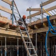 In der Stadt Luzern kann's dauern, bis die Bauarbeiten losgehen. (Bild: Nadia Schärli, 1. Oktober 2018)