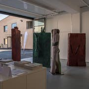 Einblick ins Kulturquadrat Schappe. (Bild: Nadia Schärli (Kriens, 19. September 2018))
