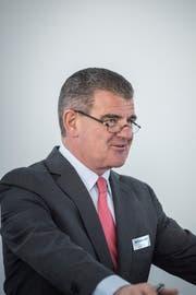 Peter Spuhler, Patron von Stadler. (Bild: Andrea Stalder)