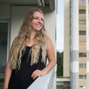 Magdalena Wyss hat vor kurzem das Bachelorstudium abgeschlossen. (Bild: Boris Bürgisser, Emmen, 9.September 2019)