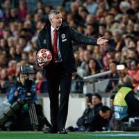 Manchester Derby in der Premier League: Sogar der Erzfeind h ...