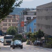 Die Ortsplanung definiert, wie Emmen künftig aussehen soll. Im Bild die Gerliswilstrasse. Bild: Boris Bürgisser, 14. Juni 2018